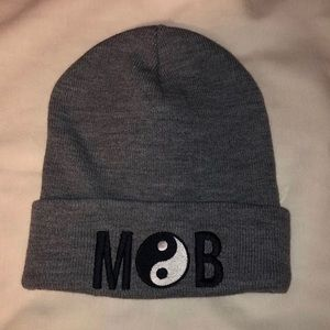 married to the mob beanie